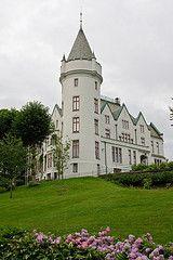 Norway- Gamlehaugen Castle in Bergen