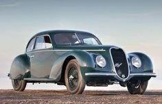 Stradivari auf Rädern, Alfa Romeo 6C 2500, 1939-1660