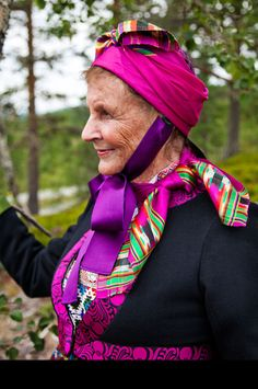 Folk Costume, Costumes, Going Out Of Business, Oslo, Headdress, Norway, Europe, Traditional, Face