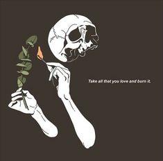 22 Ideas For Anime Aesthetic Wallpaper Art Eyes Wallpaper, Skull Wallpaper, Nature Wallpaper, Foto Nature, Nature Nature, Skeleton Art, Dark Quotes, My Demons, Skull Art