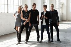 Coolest band in the whole wide WORLD! !!♡♡♡