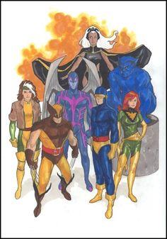 Phil Noto X-Men