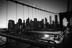 """(@ignasirodriguez) on Instagram: """"From New york Street Photo series: Thousands of people came back to Brooklyn from Manhattan after a…"""" #manhattan #newyork #skyline #streetphotography #leica #brooklynbridge"""