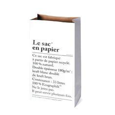 L'accumulation Shop: Le Sac en Papier