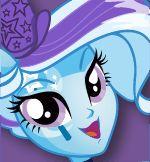 My Little Pony Equestria Girls - Trixie