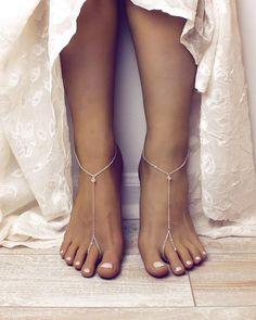 Mira Barefoot Sandals