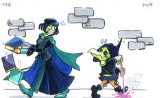 asked for an awkward Plague and Mona during a YCG chat the other d., asked for an awkward Plague and Mona during a YCG chat the other day. I suppose this can count as a belated birthday gif. Video Games Funny, Funny Games, Belated Birthday, Birthday Gifts, Plague Knight, Character Art, Character Design, Good Knight, Yugioh Yami