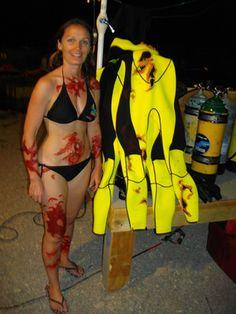 Scuba Diver Dream Job: Hollywood Stunts with Szilvia Gogh
