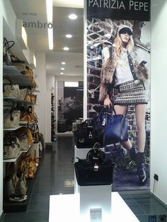 Patrizia Pepe bags Made in Italy.