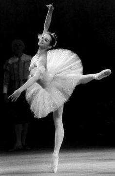 Diana Vishneva - The Sleeping Beauty photo by Natasha Razina - Kirov Ballet Archives St. Petersburg, Russia