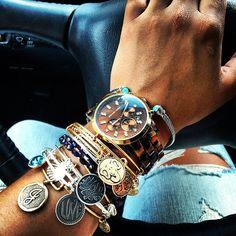Alex and Ani with Big watch. Alex And Ani Jewelry, Alex And Ani Bracelets, Love Bracelets, Charm Bracelets, Bangles, Alex And Ani Disney, Jewelry Accessories, Fashion Accessories, Im So Fancy
