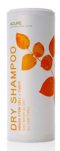 Save water and time with this all natural dry shampoo.    When you're running late and don't have time to wash and style your hair, shake a small amount of this into your palms and gently rub into your roots and scalp. Almost immediately, the dry shampoo absorbs oil and removes dirt without water. Then just brush out any excess powder, and you're good to go.     Every dollar of profit at Soap Hope goes to lift women from poverty.