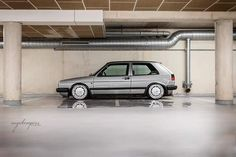 Volkswagen Golf Mk2, Vw Mk1, Garage, Cars, Projects, Ideas, Style, Autos, Vehicles