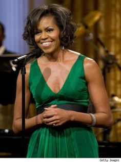 Michelle Obama, AKA Shelley O