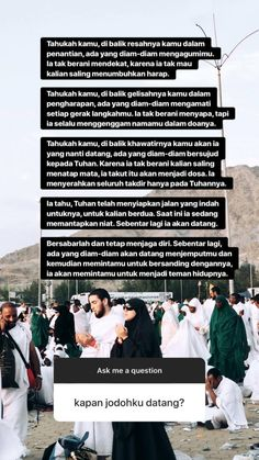 doa dulu, doa lagi, doa terus, sampai jodoh', Reminder Quotes, Self Reminder, Mom Quotes, People Quotes, Words Quotes, Jodoh Quotes, Life Quotes Wallpaper, Islamic Quotes Wallpaper, Moslem