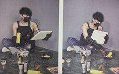 "Scans from ""BIGBANG10 'The Exhibition: A.to.Z' Workbook"" [PHOTO] - bigbangupdates"
