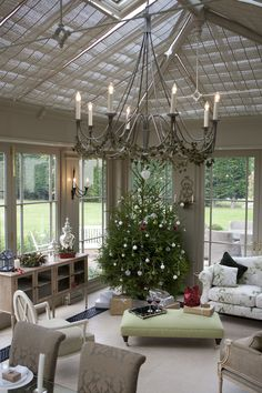 fine Small Conservatory Interior Design Ideas 18 28 Most Popular Conservatory Interior Design Ideas for This Year Conservatory Ideas Cosy, Conservatory Lighting, Small Conservatory, Conservatory Interiors, Conservatory Design, Conservatory Furniture, Christmas Interiors, Christmas Room, Exterior Design