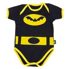 Body Infantil Batman