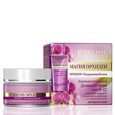 Magic of the Orchid Anti-wrinkle Day Cream by Eveline. $15.99. Magic of the Orchid Anti-wrinkle Day Cream. Magic of the Orchid Anti-wrinkle Day Cream