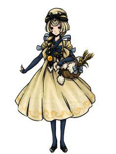 Female Mareep - Pokemon Gijinka - http://imgur.com/a/DDxvd/layout/blog?forcedesktop=1#dqGK3