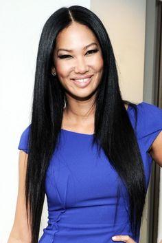 Kimora Lee Simmons. Successful business woman!