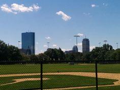Baseball boston