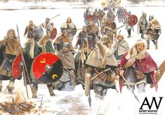 Vikings, Germanic Tribes, Viking Culture, Early Middle Ages, Viking Warrior, Anglo Saxon, Dark Ages, History Encyclopedia, Historical Pictures