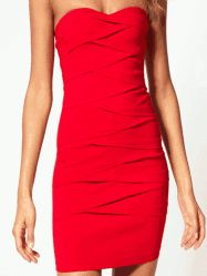 Great V-Day Date Dress