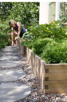 Types Of Urban Gardening - Urban Gardening Garden Types, Diy Garden, Terrace Garden, Edible Garden, Garden Spaces, Garden Cottage, Dream Garden, Patio Pergola, Backyard Landscaping