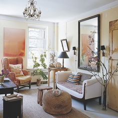 John Derian's Apartment in NY