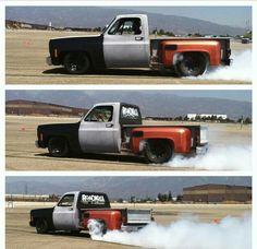 Roadkill muscle truck
