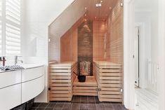 Drömhuset ligger i Mälarhöjden Relax, House Plans, Bathtub, Interior Design, Furniture, Home Decor, Bathrooms, Decor Ideas, Wellness