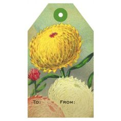Immortelle - Gift Tag