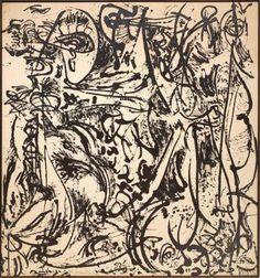 Jackson Pollock: Blind Spots (exh cat - Dallas Museum of Art)