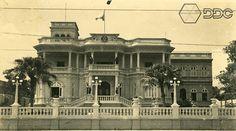Palácio do Governo. Foto: Silvino Santos. Acervo: IGHA.