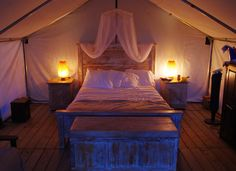 10 Places You'll Want to go Glamping in Alberta