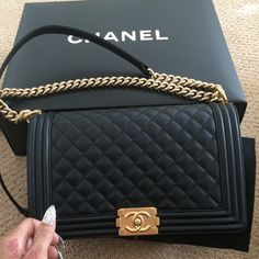 Chanel handbag haul!
