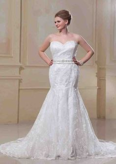 Low Cost Plus Size Wedding Dresses
