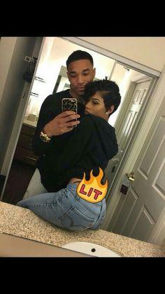 """Peep that nigga put a emoji over her thong like """"U bad but nah we not finna do all that"""""""