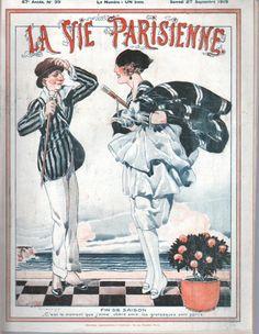 La Vie Parisienne September 22 1919