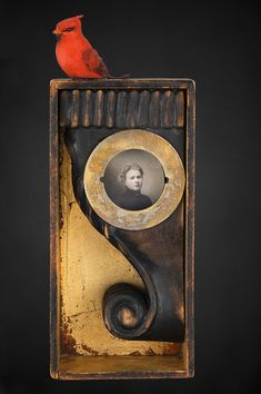 Kass Copeland Artist | Chicago | Assemblage | Recycled Furniture | Assemblage