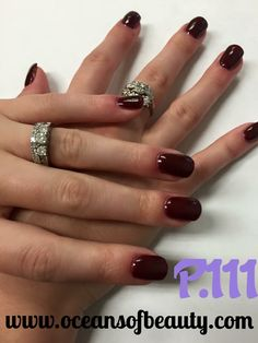 P.111 EZdip Gel Powder. DIY EZ Dip. No lamps needed, lasts 2-3 weeks! Salon Quality done right in your own home! For updates, customer pics, contests and much more please like us on Facebook https://www.facebook.com/EZ-DIP-NAILS-1523939111191370/ #ezdip #ezdipnails #diynails #naildesign #dippowder #gelnails #nailpolish #mani #manicure #dippowdernails