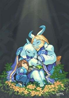 Happy End for Everyone! #Undertale