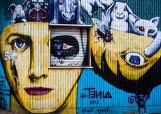 Turineisa: GRAFFITI AL PARCO MICHELOTTI