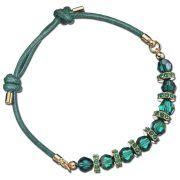 #Gift idea: Polly Emerald Bracelet by Swarovski #banglemania