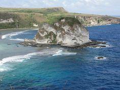 Bird island on Saipan.  Want to go back to where my husband grew up!