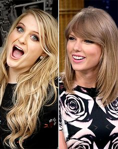 """Meghan Trainor Covers Taylor Swift's """"Shake It Off"""": acoustic, really neat take on an already catchy song!"""