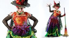 Witch from shrek the musical