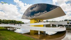 موزه OSCAR NIEMEYER را در #تور_برزیل از دست ندهید