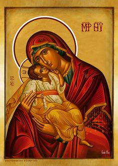 HolyBrush.com - Salutations to the Theotokos, $34.95 (http://www.holybrush.com/salutations-to-the-theotokos/)